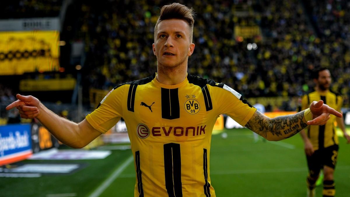Marco Reus Signs Borussia Dortmund Contract Extension
